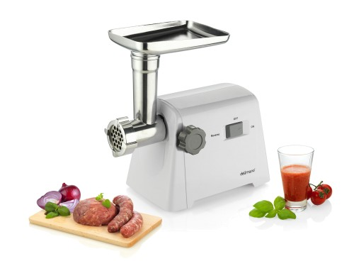 Utile Meat Mincer 4In1 Delimano