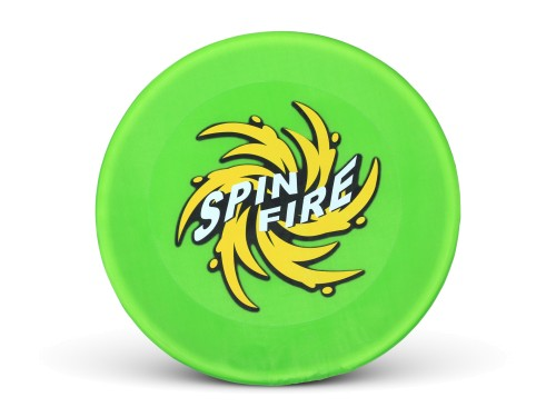 Spin Fire Frisbee