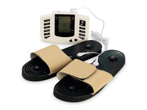 Reflex Body Massage Slippers S/M Wellneo