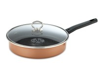 Pánev Dry cooker 26 cm Delimano Stone Legend CopperLUX