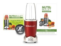 Extraktor NutriBullet 600 Red, set 5 ks Delimano