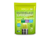 NutriBlast SuperGreens Směs superpotravin do smoothie Delimano