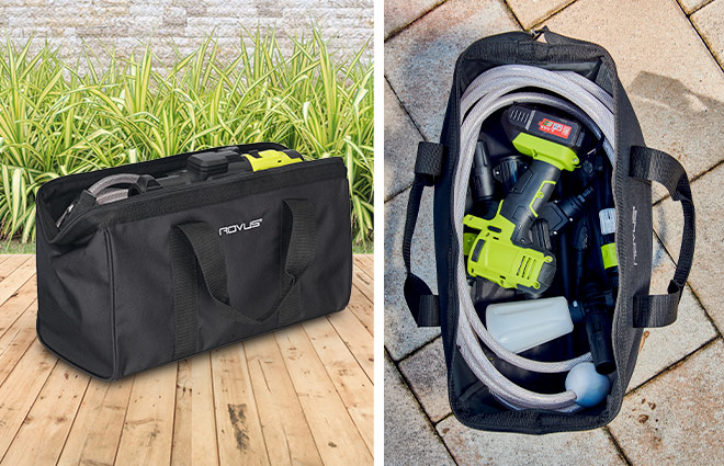 Rovus 360 - Cordless Pressure Washer Carry Bag