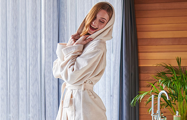 Dormeo Dalia Bathrobe