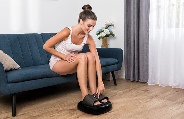 Wellneo Acupressure Foot Massager